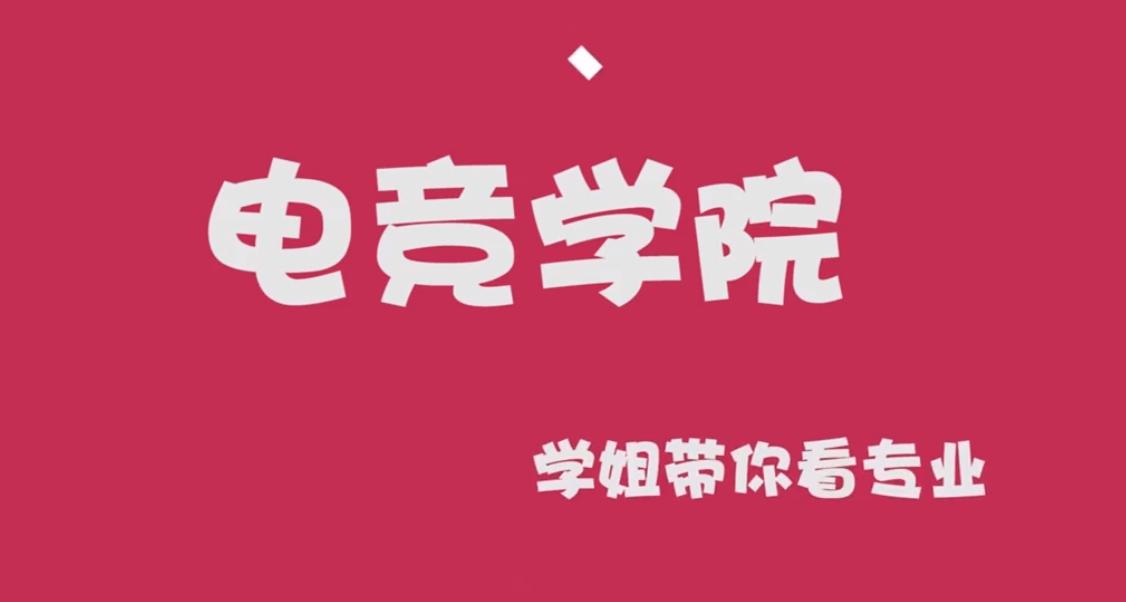 南京新华——电子竞技学院