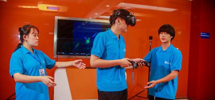 VR体验室