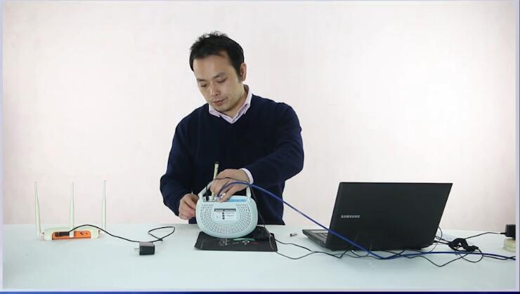 南京新华微课堂--无线路由器的配置与使用