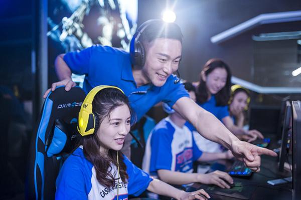 江苏哪里有电子竞技学院?电子竞技等于打游戏?