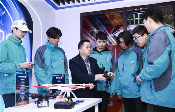 国家发布16个新职业—无人机智能应用看新华