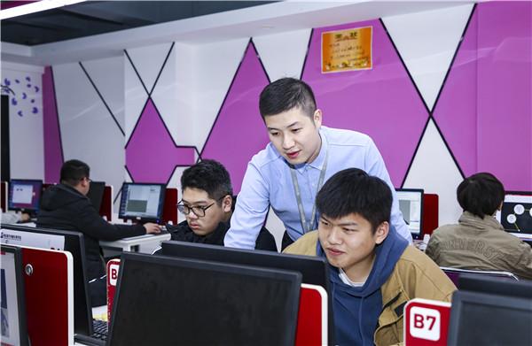 三维动画制作,南京哪里可以学?