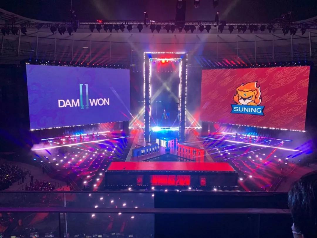 S10英雄联盟世界总决赛,中国电子竞技依然高歌猛进