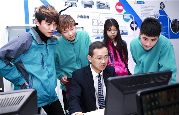 南京新华电脑专修学院的爱与责任:职业教育的匠心