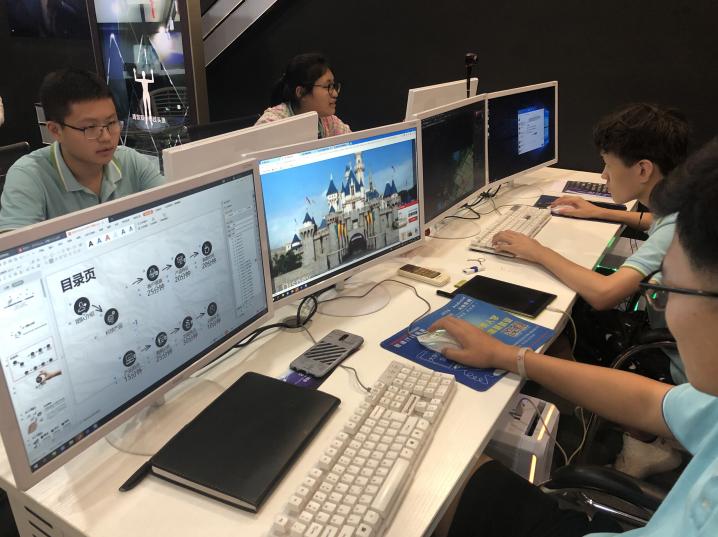 新华互联网科技深耕校企合作 产教融合再拓新篇