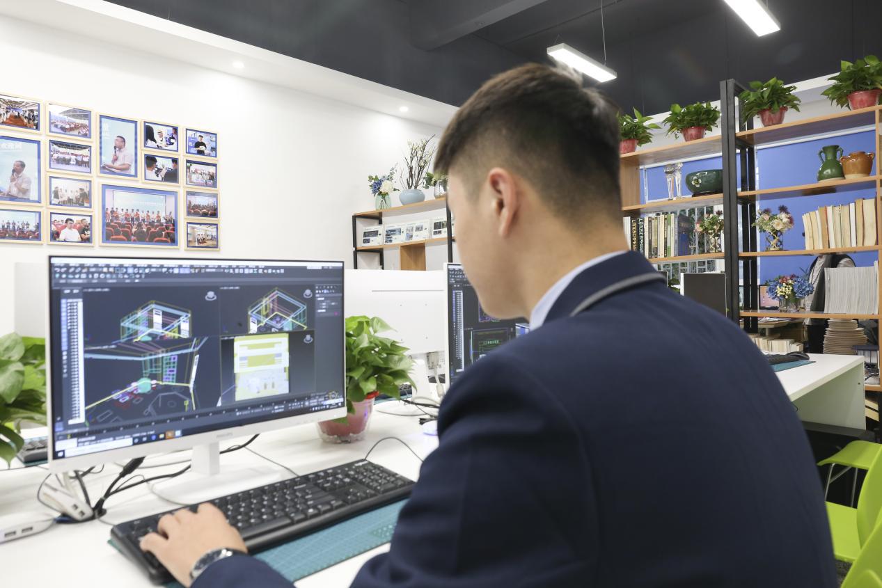 校企共赢 揭开新华电脑教育六大产教融合实训基地神秘面纱
