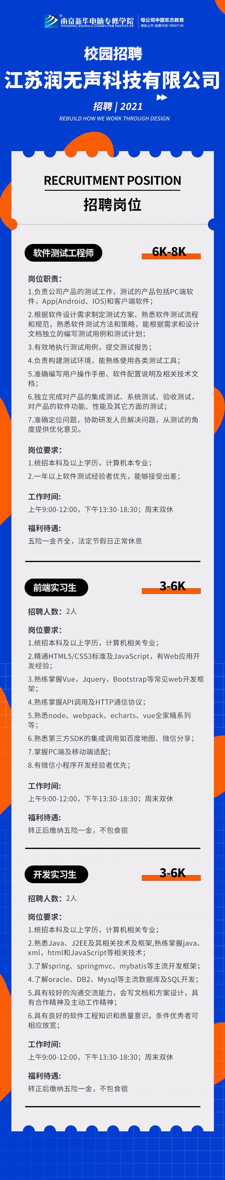 江苏润无声科技有限公司