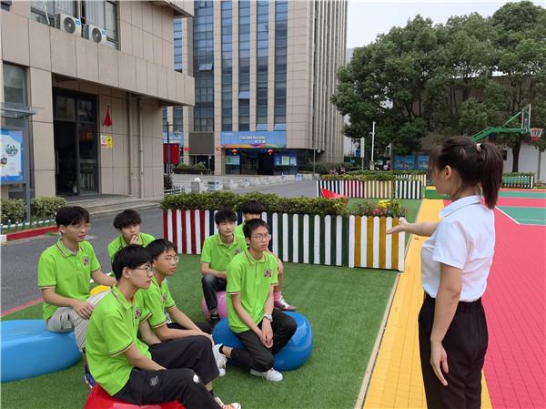 人物专访丨温美君老师:为了孩子更好的成长