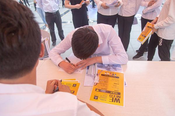 南京新华人才交流会来啦,为毕业学子就业保驾护航