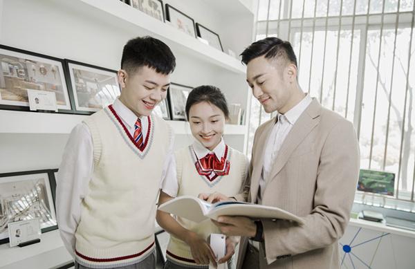 高中毕业学技术 凭技能获得出彩