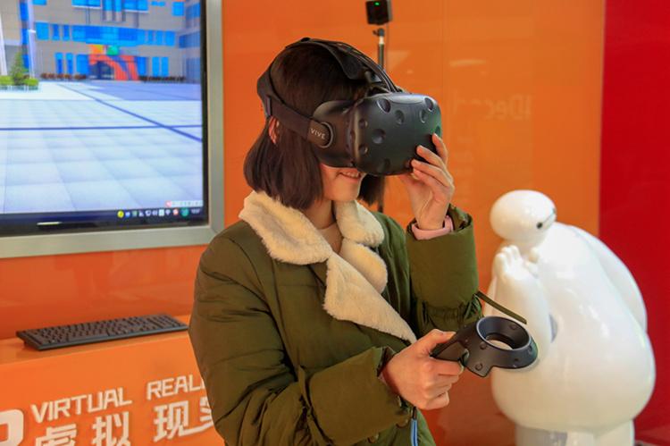 "VR技术设计应用(影视动画与智能家居)—让""视界""不至于你的眼前"