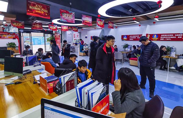 开学季丨南京新华2021年春季报名火热进行中!赶紧来!