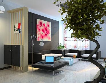 南京新华电脑专修学院_环境艺术设计学生作品_室内装饰设计