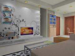 《室内效果图2》赵莉