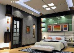 奢华风格卧室设计