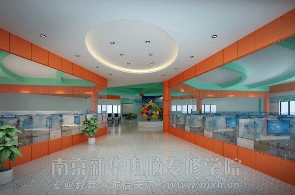 针对电子商务专业,学院开设了电子商务高级工程师图片