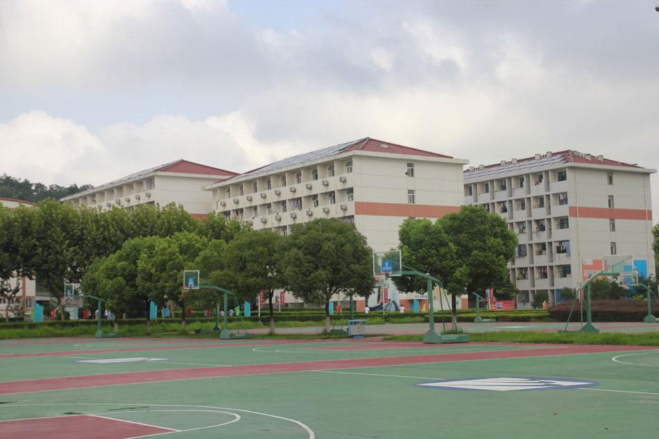 南京新华学院校园环境