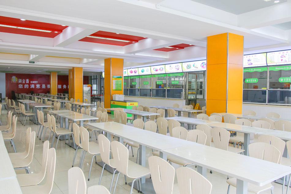 学生食堂内景