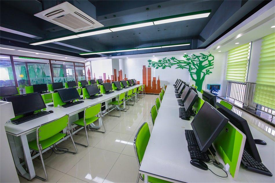 全新升级的教室6