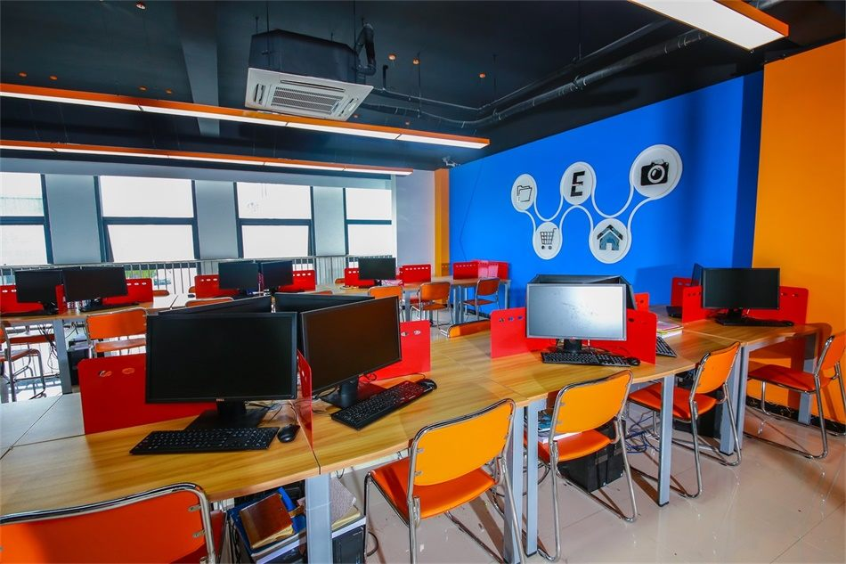 全新升级的教室7