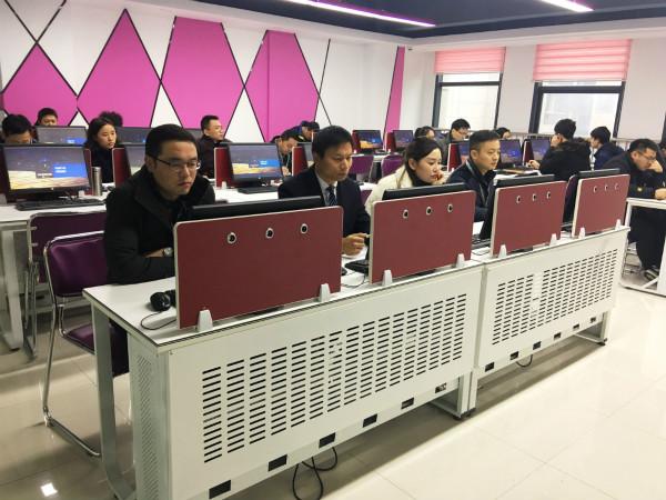 互学互比促提高,南京新华青年教师公开课暖心开讲