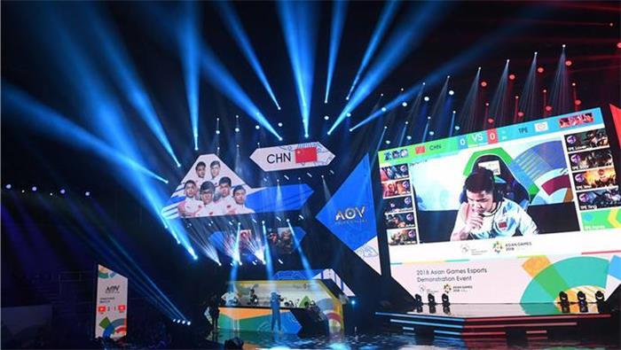 玩游戏也能为国争光―电子竞技亚运会比赛中国队夺冠