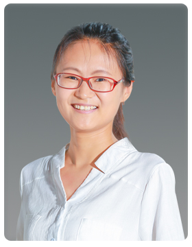 网络技术讲师朱莉照片