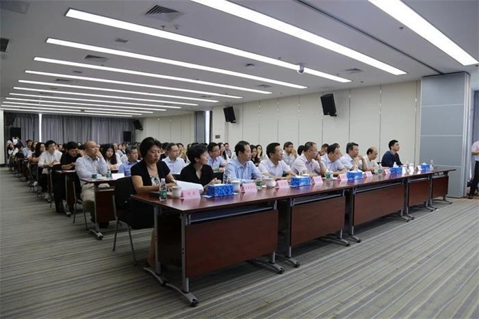 我校受邀参加江北新区服务外包产业园开园仪式